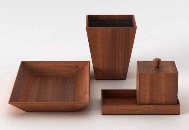 Via Motif International 187 Products 187 Teak Coffee Service
