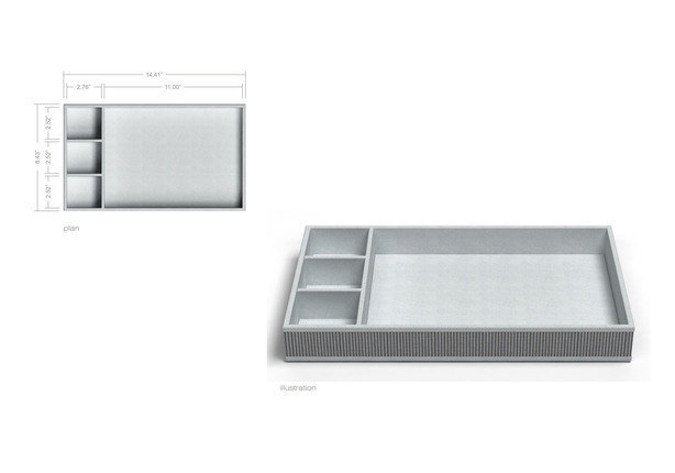 Custom tray side compartments-614-xxx_q85