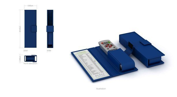 S-c536pl pantone 2757c _ remote holder-614-xxx_q85